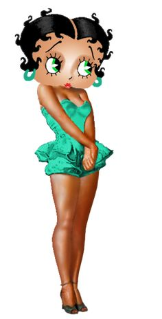 Betty Boop Irish Linen photo by khunPaulsak Original Betty Boop, The Real Betty Boop, Black Betty Boop, Black Girl Art, Black Women Art, Imagenes Betty Boop, Animated Cartoon Characters, Betty Boop Cartoon, Betty Boop Pictures