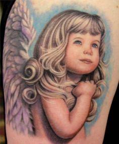 Portrait Tattoos On Arm