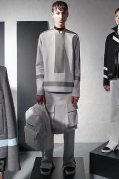 Fashion East Menswear Installations Menswear Fall Winter 2014 London - NOWFASHION