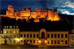 Castelo-de-Heidelberg