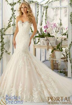 #NuevaColecciónSpring2016 de #BridesAndDreams