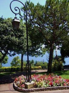 St. Martin's Garden in Monaco, #garden #beautifulplaces