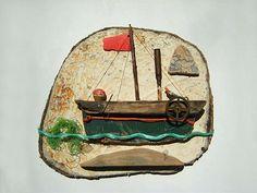 driftwood dream boat