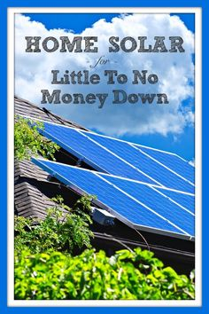 The Residential Renewable Energy Tax Credit makes 2017 the best time to consider solar for your home.