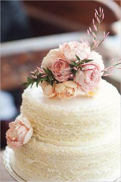 So pretty of a cake !