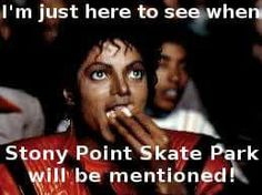 Future Stony Point Skate Park.