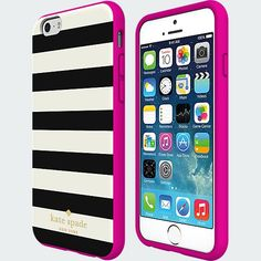 kate spade new york Flexible Hardshell Case for iPhone 6 - Candy Stripe | Verizon Wireless - Verizon Wireless