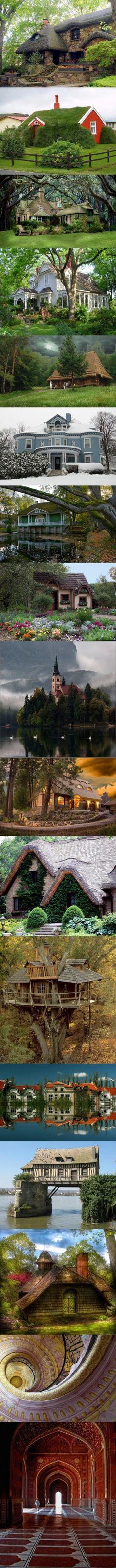 Beautiful Dream Houses