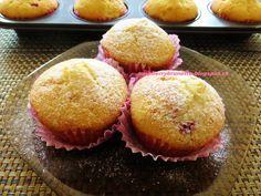Raspberrybrunette: Malinové muffiny  Keď potrebujem niečo fajn a hlav...