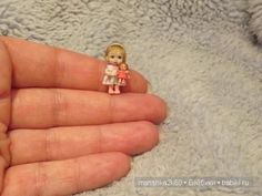 Karen's Mini Babies. Ах эти крошки. Микрокуколки. / Авторская кукла известных дизайнеров / Бэйбики. Куклы фото. Одежда для кукол