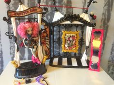 Mattel Monster High Freak du Chic Rochelle Goyte Spielset Puppe in Jeux, jouets, figurines, Poupées, vêtements, access., Poupées mannequins, mini | eBay