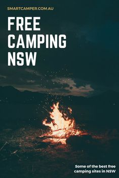 Free Camping NSW - A list of all the free campistes around the great state of New South Wales. Find free beachside, riverside and forest campgrounds. Camping Spots, Go Camping, Camping Hacks, Outdoor Camping, Couples Camping, Camping Dishes, Camping Kitchen, Scout Camping, Camping Hammock