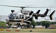 Texas State Trooper helicopter