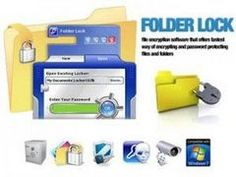 Folder Lock 7.x.x Crack and Serial Key is a very useful application for user. it is use to protect user data by setting up password in particular folder.