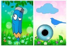 . After School, School Fun, Color Games, 1, Sorting, Colors, Cute, Blue Nails