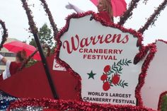 The 9 Most Underrated Places In Wisconsin That You Must Check Out    Warrens Cranberry Festival