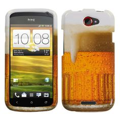 Cool Alcohol Beverage Beer Mug Cup Drink Hard Cover Case for HTC One s T Mobile | eBay