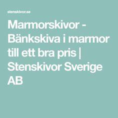 Marmorskivor - Bänkskiva i marmor till ett bra pris | Stenskivor Sverige AB