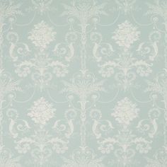 Josette duck egg blue fabric. This is to be made into a roman blind. It could have a beaded trim on ? Also required are 2 large 26/28 inch Dress cushions for the bed as well as smaller ones in Jostette and Bacall Duck egg/ off white, possibly with covered buttons. A bed throw/runner could also be made, look at the throws that have been pinned first though? Ensuite. Roman blind in Josette Width 137cms 61cms pattern repeat