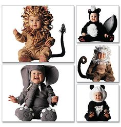 Toddlers' Costumes