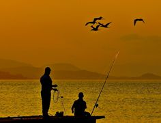 Tardes de pesca by Sanchez JMC, via 500px