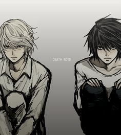 N and L // Death Note