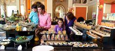 Arboretum  Al Qasr -: Part of the famous Al Qasr brunch recently awarded Best Brunch in Dubai by BBC Good Food Middle East, not only is the Arboretum at Madinat Jumeirah something of an ambassador for Arabian dining culture and cuisine, but it's also a hub of great international food. http://www.destinationdubai.tv/restaurent-arboretum-al-qasr-364.htm