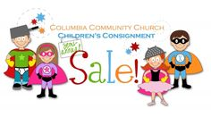 C3 Childrens Consignment: Columbia Community Church childrens consignment sale