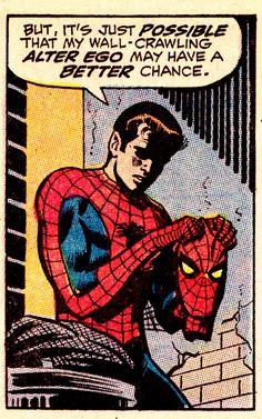 AMAZING SPIDER-MAN #82 (March 1970) Art by John Romita & Jim Mooney. Words by Stan Lee