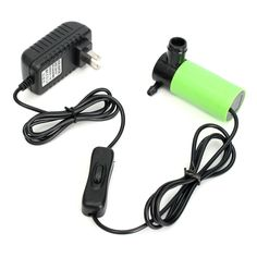 30W 12V 5M Mini Submersible Water Pump Clean Pond Grooving Machine Improvement