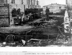 Majdanek, Poland, 1944, The crematorium, after the liberation.