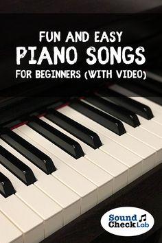 Get a look at our top ten fun and easy piano songs that beginners can easily replicate. Piano Songs For Beginners, Easy Piano Songs, Someone Like You Song, Guitar Reviews, Barbie Movies, Digital Piano, Song Play, Music Charts, Song Artists