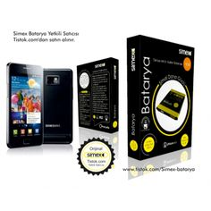 Samsung i9220 Batarya Simex Marka Pil - 2500 Mah - Ücretsiz Kargo