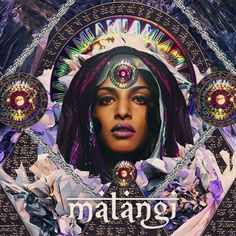 M.I.A · Matangi - Fired Design