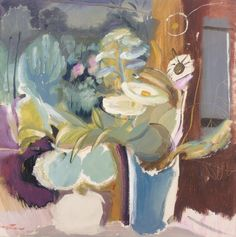 View Flowers before a window by Ivon Hitchens on artnet. Browse upcoming and past auction lots by Ivon Hitchens. Abstract Flowers, Watercolor Flowers, Abstract Art, Still Life Art, Painting Inspiration, Art Images, Painting & Drawing, Flower Art, Original Art