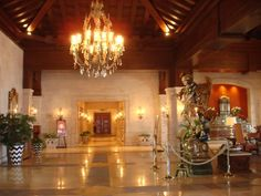 Lobby of Pueblo Bonita Resort--cabo san lucas!!! wonderful resort!! Next Year for sure, just got back from the one in Mazatlan~beautiful!