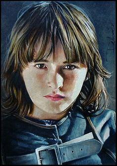 Bran Stark. My favorite character.