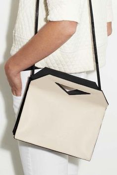 These minimalist bags are at the top of our wish lists!
