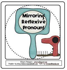 Pitner's Potpourri: Mirroring Reflexive Pronouns
