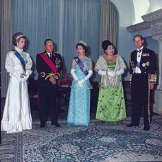 Tito and English Royal familly