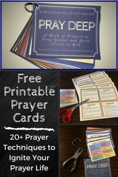 Printable Prayer Cards                                                                                                                                                                                 More