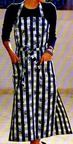 [Couture] La robe tablier - La Boutique du Tricot et des Loisirs Créatifs