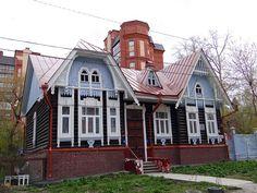 1911, Tomsk, Siberia