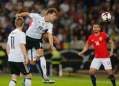 WM Quali: Deutschland-Norwegen 6:0-    Leon Goretzka trifft, Mittelfeld (ab 46. Minute):  Durfte die zweite Halbzeit...