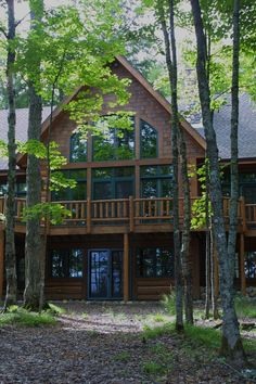 Log home stain gray decor ideas pinterest touch of Northern wisconsin home builders