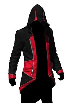 Assassin's Creed Hoodie?  Yup.  I'd wear it.