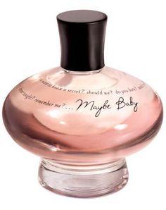 Benefit Maybe Baby: bergamot + white musk, light + fresh