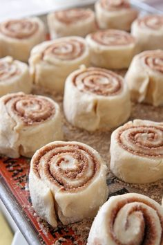 Perfect Cinnamon Rolls…according to Picky Palate :)