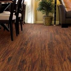 Hickory flooring - gorgeous