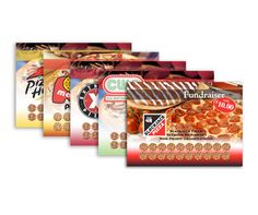 Pizza fundraising discount cards offer the highest profit for your next fund raiser. Pizza fundraiser cards are accepted at thousands of locations